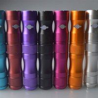 Cheap 1300mAh X6 VV Battery Colorful EleCtronic Cigarette battery for Ego series clearomizer vs Vision Spinner 2 Tv2 battery EVOD V V3 battery