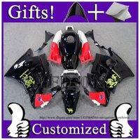 ABS Compression Mold Ducati black For HONDA CBR600 F2 91 92 93 94 91-94 Years ABS Plastic Bodywork Set CBR600F2 CBR 600 F2 600F2 91 94 1991 1992 1993 1994 Fairing Body