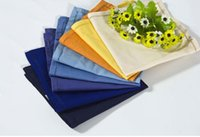 Wholesale The original single table napkin cotton cloth color