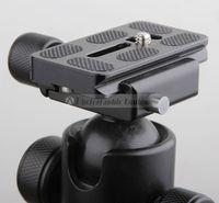 akai - Metal cm PU Quick Release Plate quot Screw Mount Camera Tripod Monopod Benro Akai Arca Swiss Ball Head Ballhead