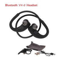 Cheap Universal Sport Stereo Wireless Bluetooth Headset Headphone Build-in Li-battery for iPhone Samsung Smartphone Laptop Tablet PA2013