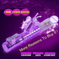 G Point massage Climax Speeding UP squirting dildo - 36 Speed Retractable Swing Vibrating Dildo Turn Beads Rabbit Vibrator High Quality Female Masturbation Squirt USB Charged A Must For Alone