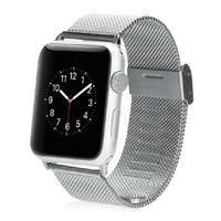 Cheap stainless steel watch strap Best iwatch metal strap