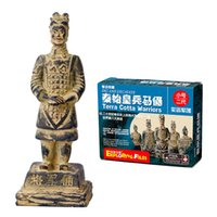 Unisex terra cotta - hot sale educational toys Archaeological dig of small Terra Cotta Warrior