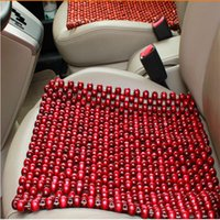 automotive seat manufacturers - Hot summer cool car seat cushion log Chu Muzhu car seat manufacturers automotive supplies