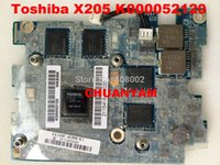 Wholesale Original Graphics Card for Toshiba X205 LS P Video card K000052120 NVIDIA G84 A2 Working Perfect