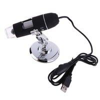 Wholesale Portable USB Digital X MP Microscope Endoscope Magnifier Camera LEDs Video Microscope BHU2