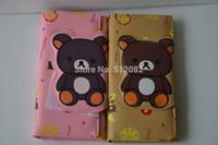 Wholesale San X Wallets - Wholesale-San-X Rilakkuma Bear Brown Bear Long PU Wallet Purse Anime Cosplay Gift Free Shipping Wholesale