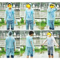 best waterproof poncho - Best Convenient Disposable Adult Emergency Waterproof Hood Poncho Travel Camping Must Rain Coat Hiking Camping Unisex