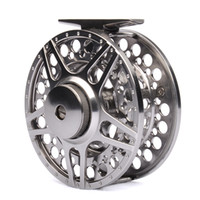 bait machine - 7 BB RB fly fishing wheel LEFT RIGHT hand retrieve PRECISION MACHINED fly reel from BAR STOCK ALUMINUM w INCOMING CLICK