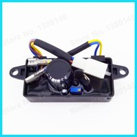 Wholesale AVR Single Phase Voltage Regulator Rectifier For Chinese Generator KW KW order lt no track