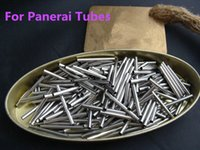 Wholesale 16 Pick of pairs bag Top Grade Stainless Steel Tubes watch parts for Panerai Watchband Accessories Watch Case