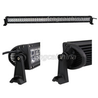 led mining light - 2015 Hot W LM Epistar LED light bar for car motorcycle mining jeep offroad fog driving lamp LED automotive lighting combo beam