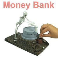 Wholesale Funny Toy Colorful Electric Sound Money talks Save Money Box Toys Money Makes the Mare Go Piggy banks