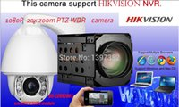 ptz auto tracking - Hikvision PTZ IP Camera Security CCTV P Hikvision X zoom auto tracking ptz ip camera IR m Waterproof IP66