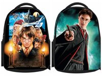 Wholesale Fashion Character harry potter backpack childrens school backpacks Kids Cartoon Shoulder Bags children character bags in stock