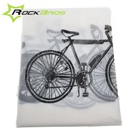 Wholesale RockBros quot quot er Bike Bicycle Motorcycle Electrombile Waterproof Coat Rain Dust Cover Raincover Dustcover Protector Garage