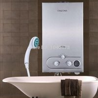 Wholesale USA L GAS LPG Propane Hot Water Heater Tankless Stainless Instant Boiler With Shower Head A3