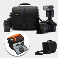 Wholesale Wholesales Bags Camera Backpack Bags Camera Photography Camera DSLR Waterproof Shoulder Bag ZG0011 kevinstyle