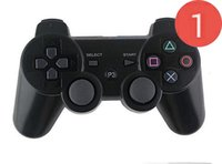 hot video games - hot saling Wireless Bluetooth Game Controller Gamepad for PlayStation PS3 Game Controller Joystick for video games with colors