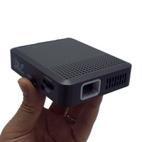 Wholesale 2015 New LED Mini Projector Home Theater HDMI P Full HD LED Projector For Video Games TV Movie Portable LED Projector