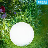 led furniture - 1x30cm LED Solar Outdoor Lighting Garden Ball Color Change Furniture Lamp Patio