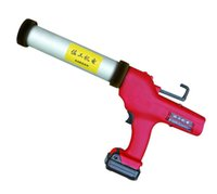 Wholesale 12volt electric cordless caulking gun v changebale lion battery