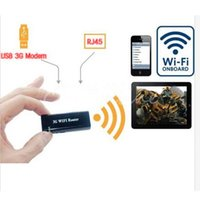 Wholesale NEW M1 Portable Mini Mbps RJ45 Hotspot IEEE b g n Wireless WiFi Support G USB Modems Router Adapter Repeater