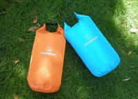 Wholesale 8L Waterproof Dry Bag Swimming Floating Drifting Upstream Waterproof Pouch Outdoor Travel Organizer Bag