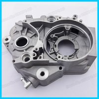Wholesale Pit Dirt Mini Cross Bikes YX150 Left Crankcase For YX cc PitsterPro Stomp Moped Scooter SDG GPX SSR order lt no track