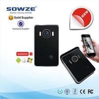 Wholesale HD P Wifi video door phone doorbell Wireless camera Intercom Support IOS Android for iPad Smart Phone Tablet Remote monitor