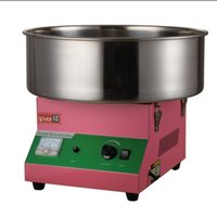 cotton candy machine - Manufacture Hot sale industrial commercial stianless steel electric cotton candy floss machine Mini home use cotton candy maker