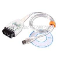 Wholesale 2015 Latest Software Version MINI VCI for Toyota TIS Techstream V10 Single Cable Toyota mini vci in stock