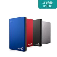 external hard drive 2tb - Seagate New USB TB external hard drive HDD fashion portable diso duro externo metal shell mobile device backup