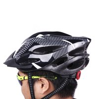 Wholesale NEW Vents Ultralight Sports Road Mountain Bike Bicycle Helmet with Lining Pad Cycling Helmets Adult