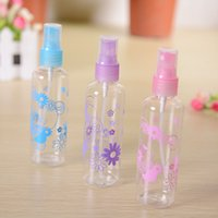 Wholesale B1613 Color spray bottle cosmetic appliances cosmetic spray bottle plastic bottle a small watering can