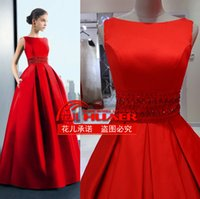 Cheap 2015 bateau prom dresses Best elie saab boutique