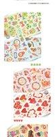 Wholesale Post It Stationery Bronzing Romantic Love Scrapbook D Scrapbooking Stickers Pegatinas Scrapbooking MW Pluie Douce