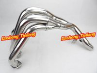 Wholesale For Yamaha YZF R6 Exhaust Downpipes Headpipes order lt no track