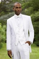 Cheap Reference Images The groom suit Best Tuxedos Three-piece Suit Business attire