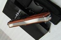overseas - overseas custom High end Bm3350 Infidel OTF Tactical knife DoubleAction Black Nylon Sheath camping survival knife