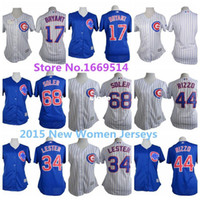 baseball carlos pena - 30 Teams Starlin Castro White Chicago Cubs Jersey Woman Baseball Jersey Ladies Ryne Sandberg Carlos Pena Girls Kris Bryant