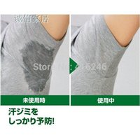 Wholesale 100x Disposable Underarm sweat Guard Pad Armpit Sheet Liner Dress Clothing Shield