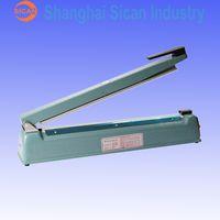 Wholesale 16MANUAL IMPULSE HEAT SEALER BAG MACHINE ELEGANT AND STURDY PACKAGE PLASTIC