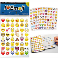 animals android - DHL Expression Emoji paper Stickers Pack iPhone iPad Android Phone Facebook Twitter Instagram Lovely Cute Facial Expression B001