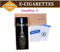 Cheap Original Innokin Cool Fire2 Starter Kit Innokin Coolfire 2 Variable Wattage starter kit With Iclear 30s Clearomizer