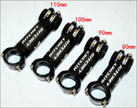 Wholesale Ultra light time full carbon stem fiber carbon fiber road bike mountain bike bicycle stem riser goose mm