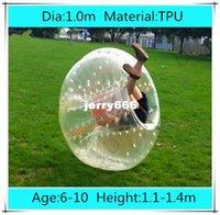 Cheap pvc bumper ball Best Inflatable Zorb Ball