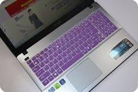 Wholesale 15 inch W509L N56 Y581C X55V X550VC F550V keyboard covers stickers protector keyboard stickers skin for asus laptop Dustproof waterproof