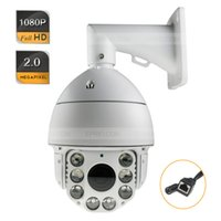 Wholesale Full HD M P IP IR PTZ Network Security Speed Dome Outdoor CCTV Camera X ZOOM